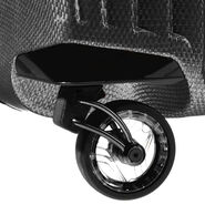 Hartmann 7R Long Journey Spinner in the color Black.