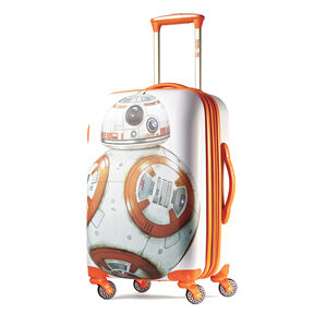 "American Tourister Star Wars 20"" Spinner in the color BB8 All Ages."