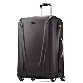 "Samsonite Silhouette Sphere 2 26"" Hardside Spinner in the color Black."