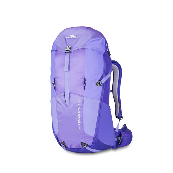 High Sierra Karadon 40 L W M-L in the color Orchid/ Amethyst.