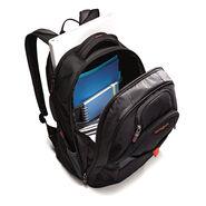 Samsonite Tectonic 2 Large Backpack in the color Black/Orange.