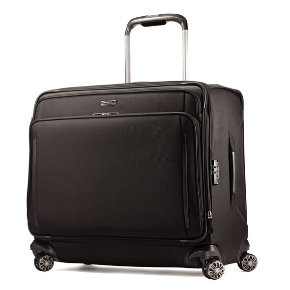 Samsonite Silhouette XV Large Glider in the color Black.