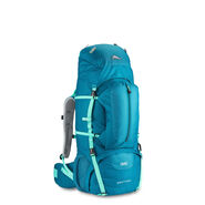 High Sierra Classic 2 Series Sentinel 65 Frame Pack in the color Lagoon/Aquamarine.
