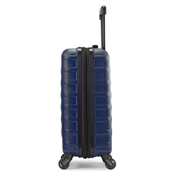 Samsonite Ziplite 2.0 Spinner Carry-On in the color Indigo Blue.