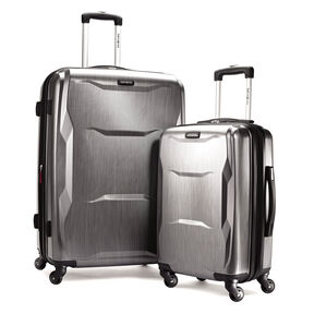 Samsonite PC Extreme 2 Piece Set in the color Dark Grey.