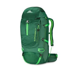 High Sierra Karadon 55L M-L in the color Lime/ Kelly Green.