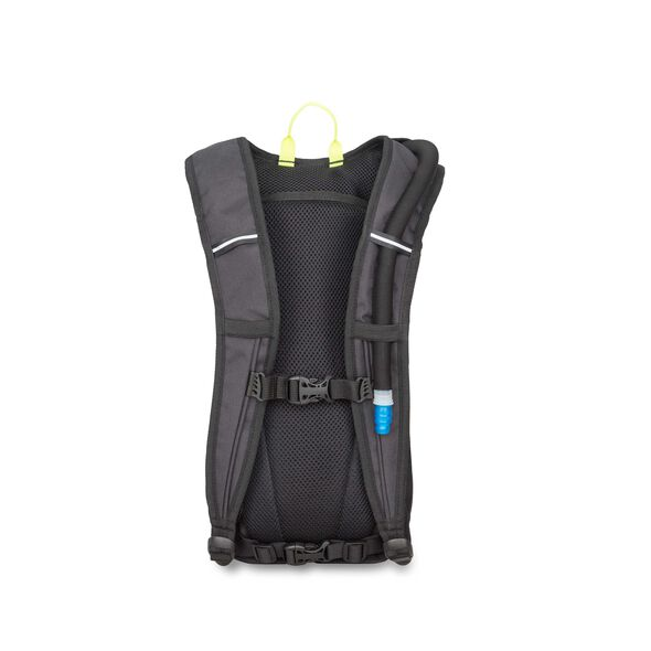 High Sierra Tokopah 6L Hydration Pack in the color Raven/Black/Zest.
