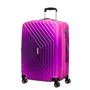 American Tourister Air Force 1 Spinner Medium in the color Gradient Pink.