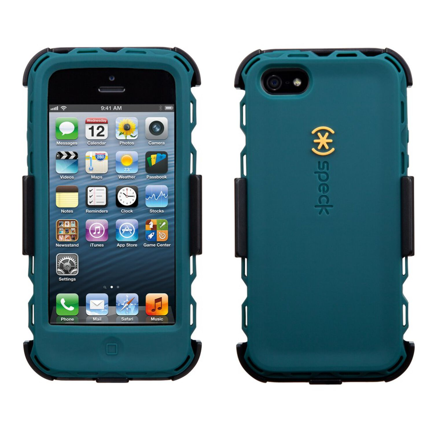ToughSkin Duo iPhone SE, iPhone 5s & iPhone 5 Cases