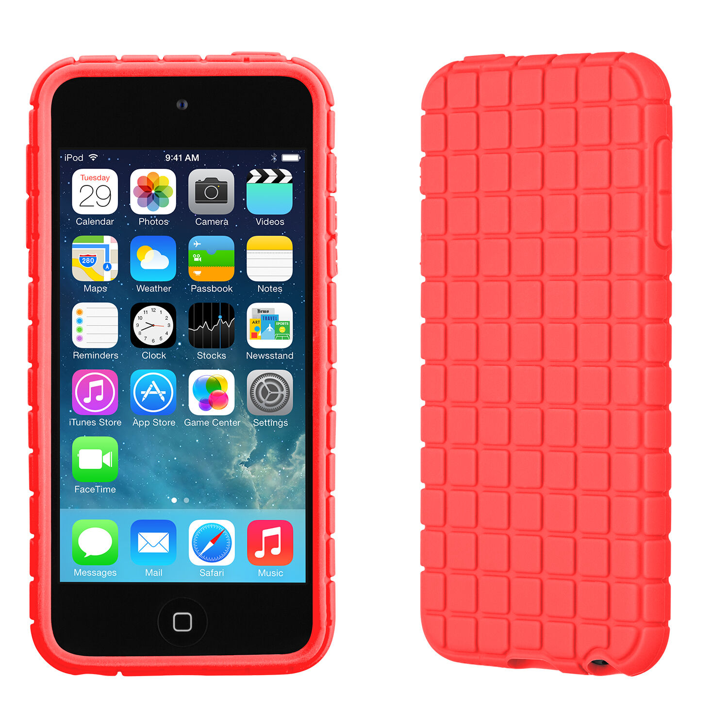 Pixelskin Ipod Touch 5g No Camera Cases