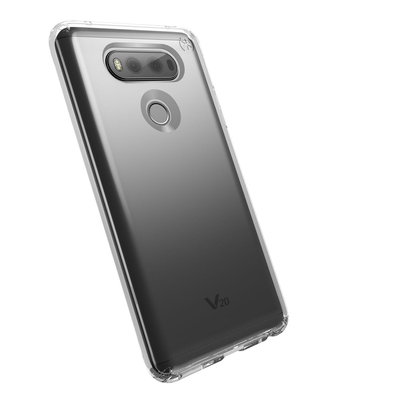 Presidio Clear LG V20 Case