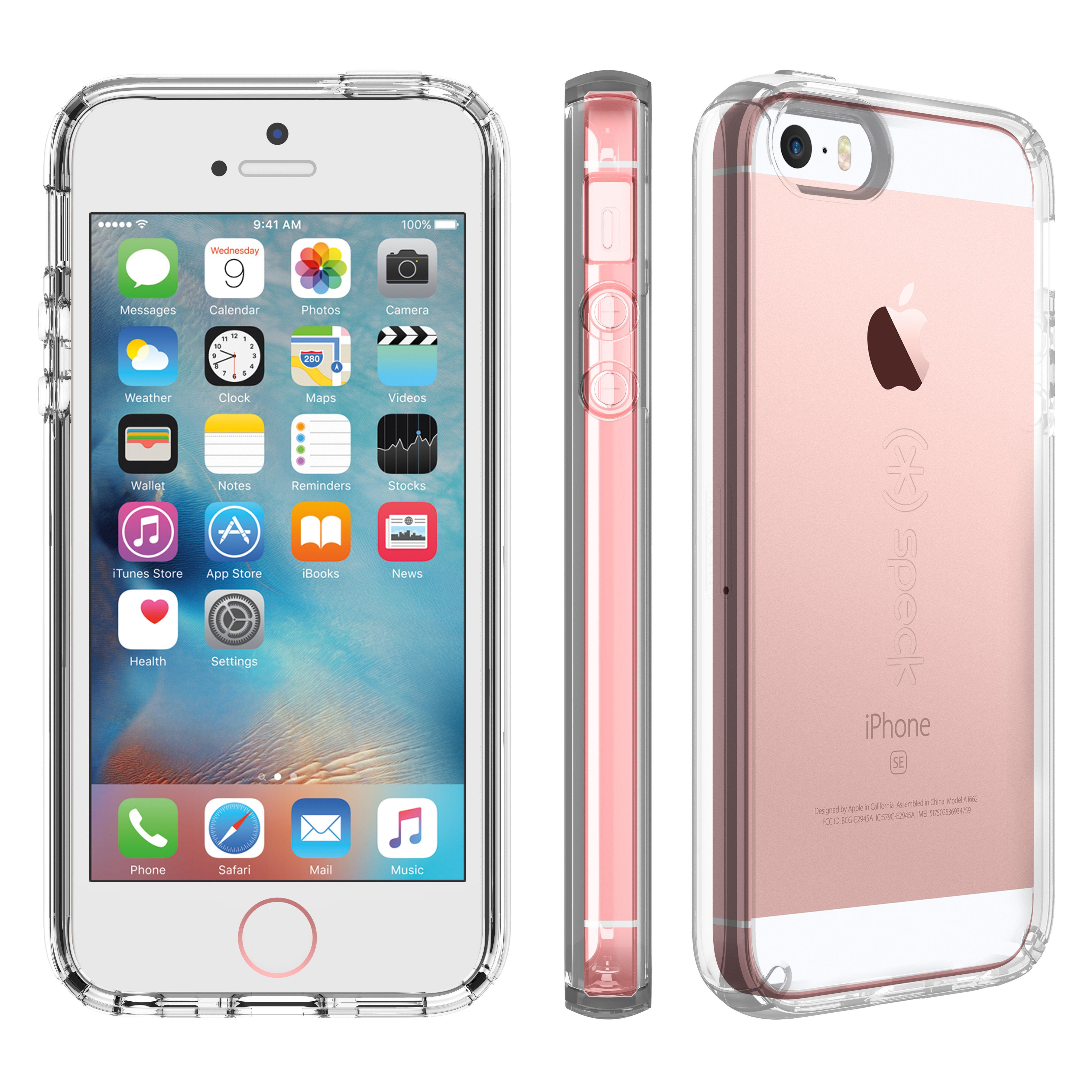 Clear IPhone SE, IPhone 5s u0026 IPhone 5 Cases - 1500x1500 - jpeg