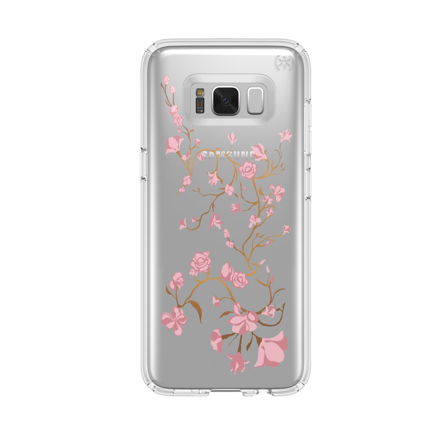 presidio clear print samsung galaxy s8 cases - Pictures Print