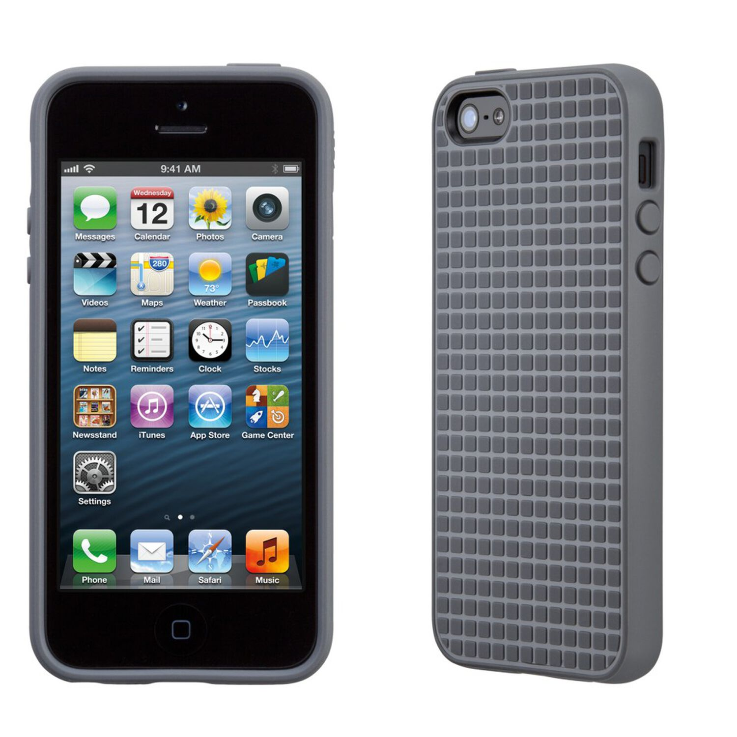 Pixelskin hd iphone se iphone 5s iphone 5 cases for Grove iphone 4 case