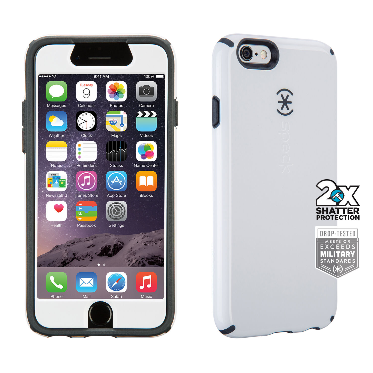 Iphone 6 - Candyshell Faceplate Iphone 6s Iphone 6 Cases