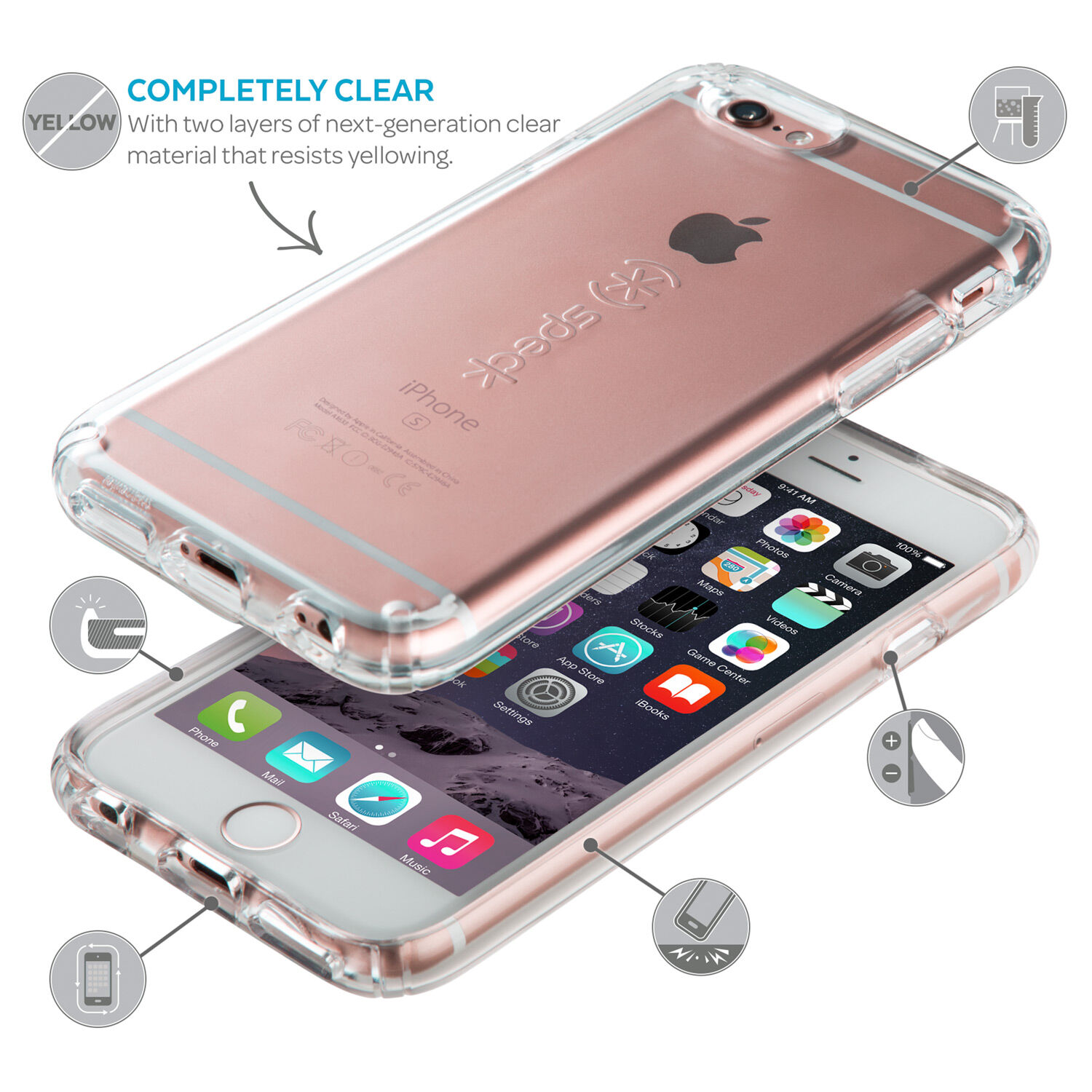 Jelly Case Iphone S