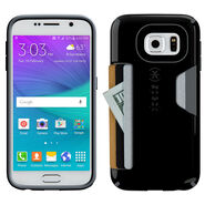 CandyShell Card Samsung Galaxy S6 Cases