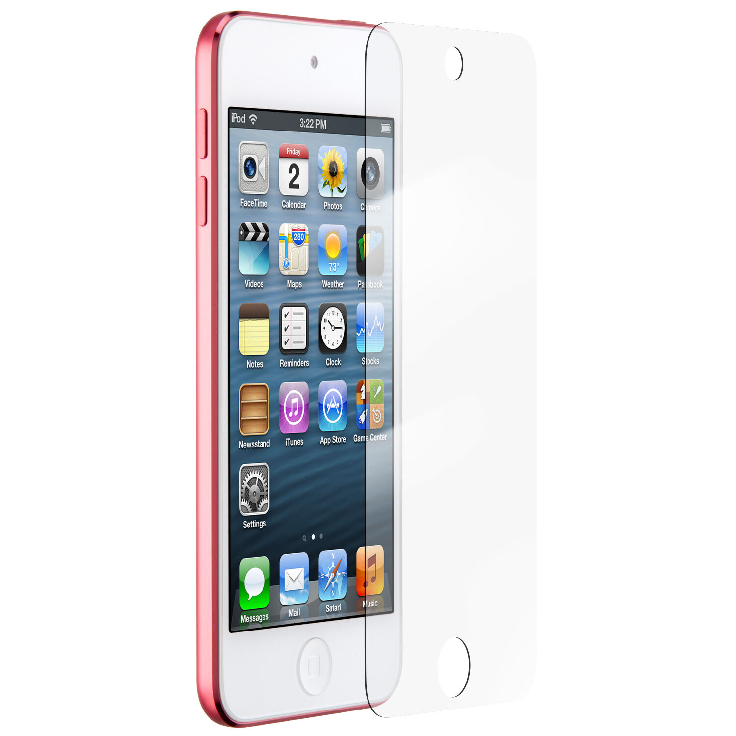 shieldview ipod touch 6g 5g screen protector. Black Bedroom Furniture Sets. Home Design Ideas