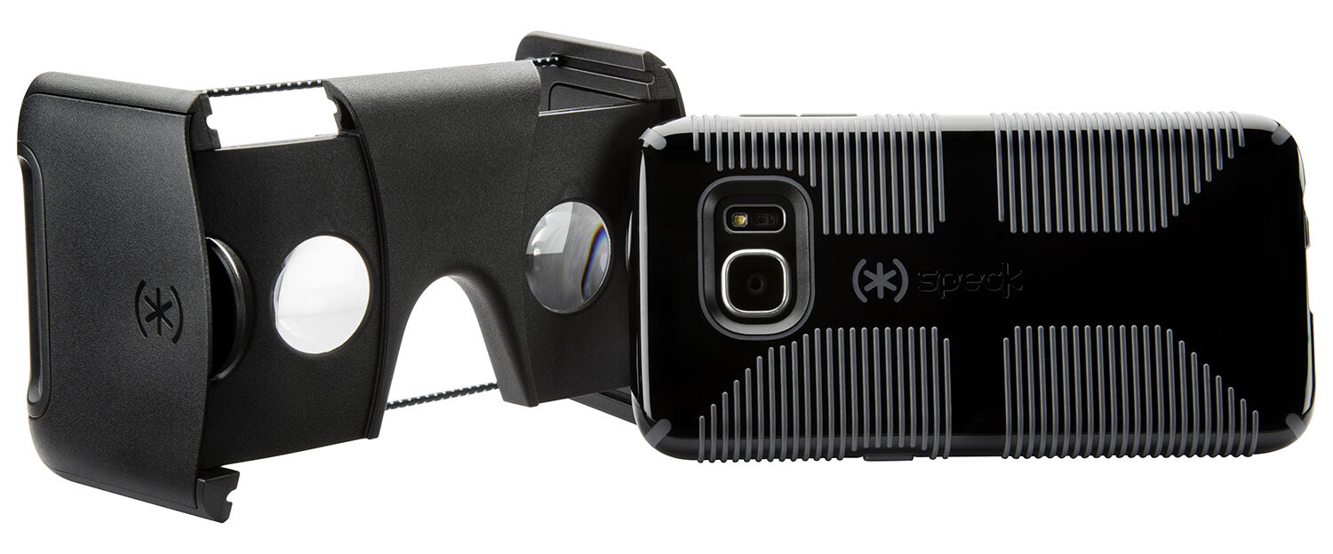 Pocket-VR with CandyShell Grip Samsung Galaxy S7 Cases