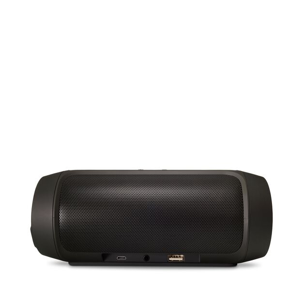 Splashproof Portable Bluetooth Speaker With USB Charger