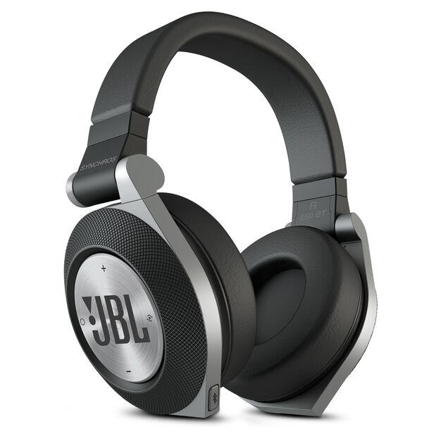 Synchros E50bt Over Ear Bluetooth Headphones With