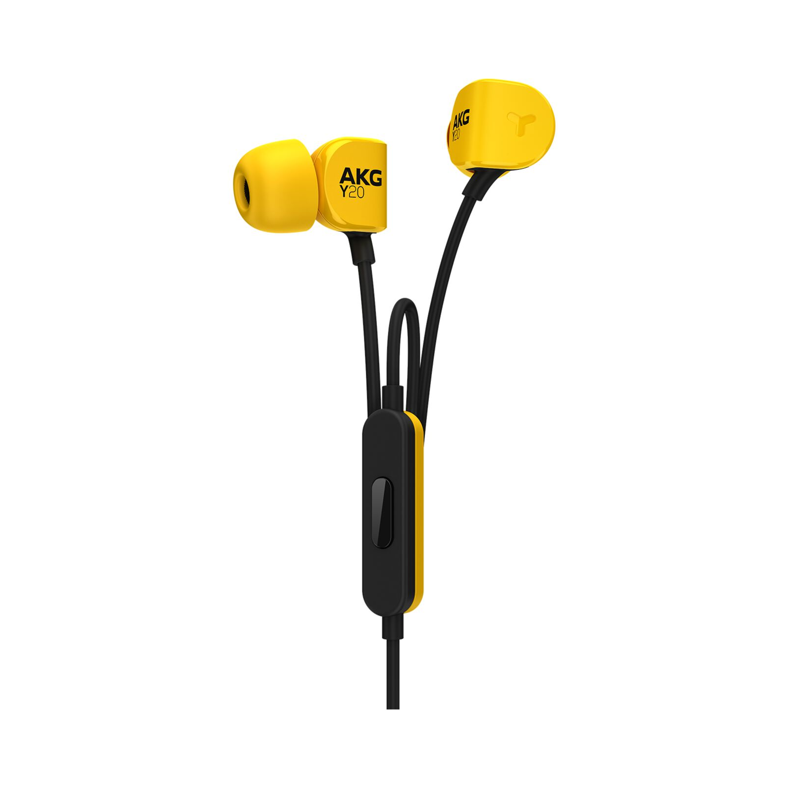 Image of AKG Y20U Yellow
