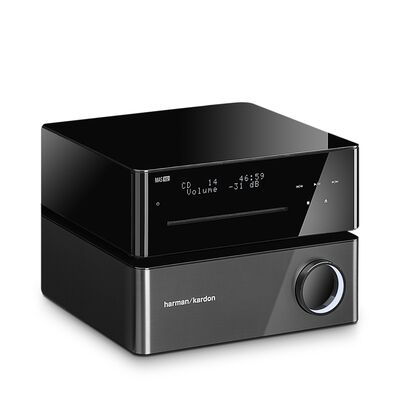 MAS 102 CD Player and Amplifier