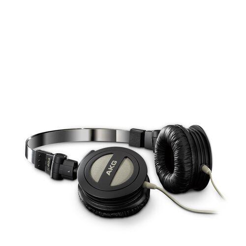 AKG K-404 Foldable Mini Headphones