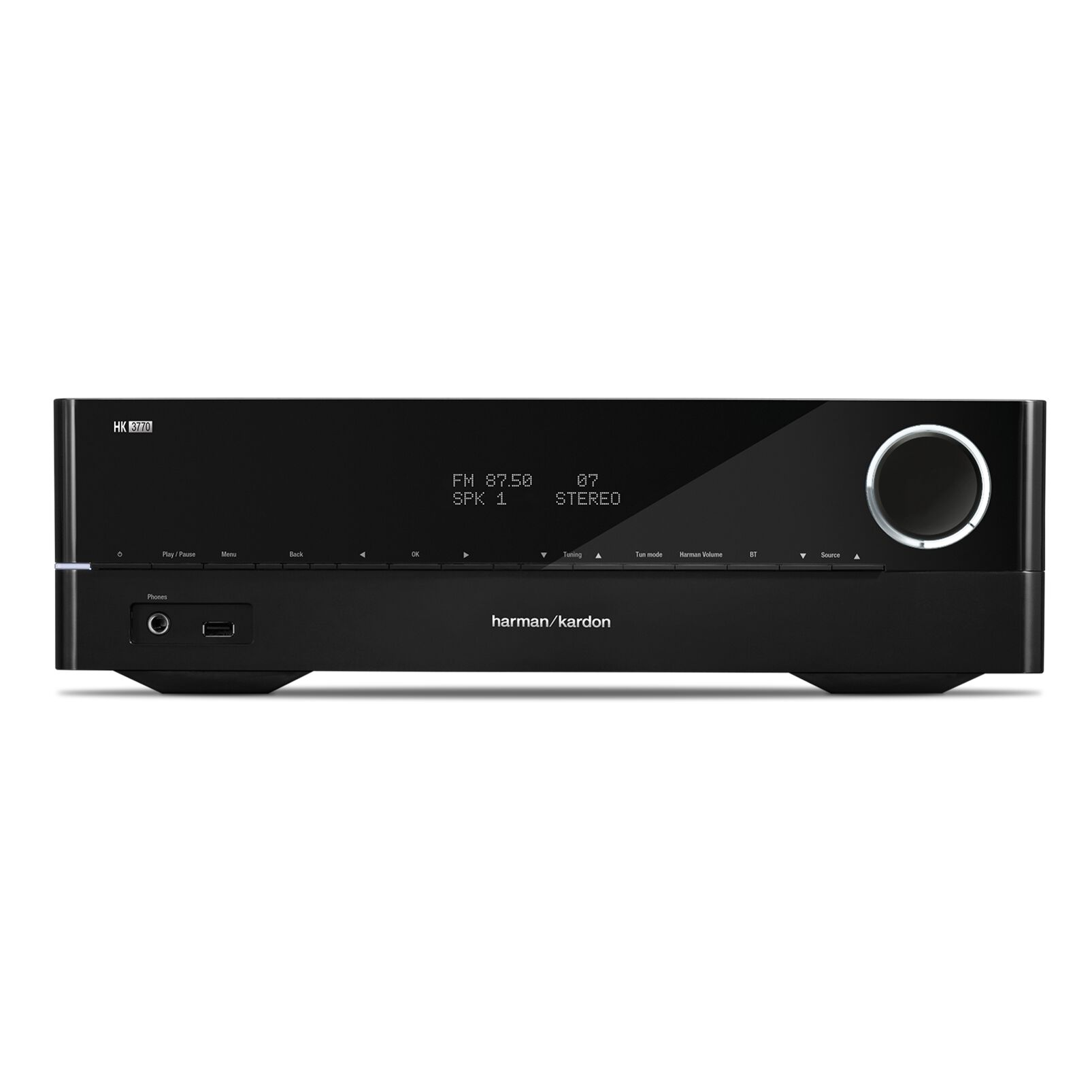 HARMAN/KARDON Receiver HK 3770