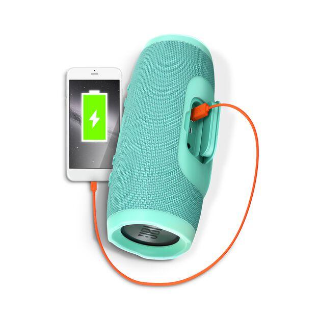 Portable Bluetooth Speaker Jbl Charge 2: Waterproof Portable Bluetooth Speaker