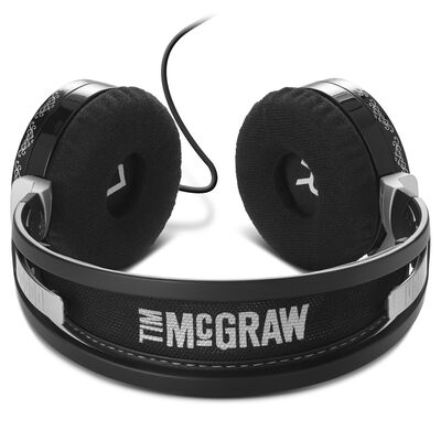 Tim McGraw On Ear Headphones