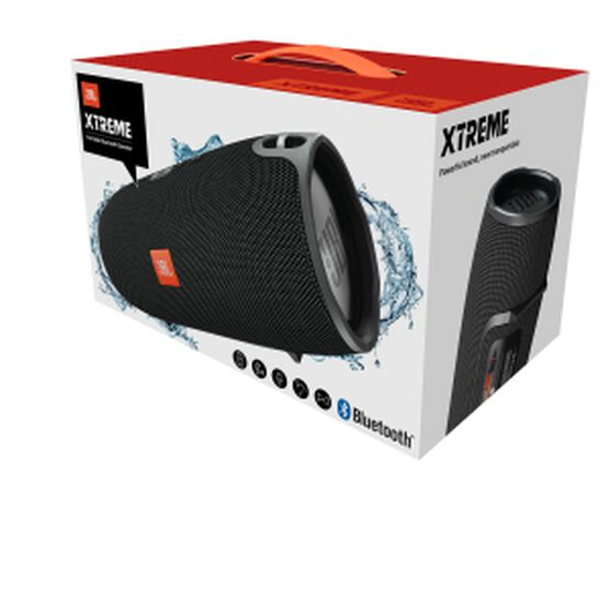 jbl xtreme splashproof bluetooth speaker with powerful sound. Black Bedroom Furniture Sets. Home Design Ideas