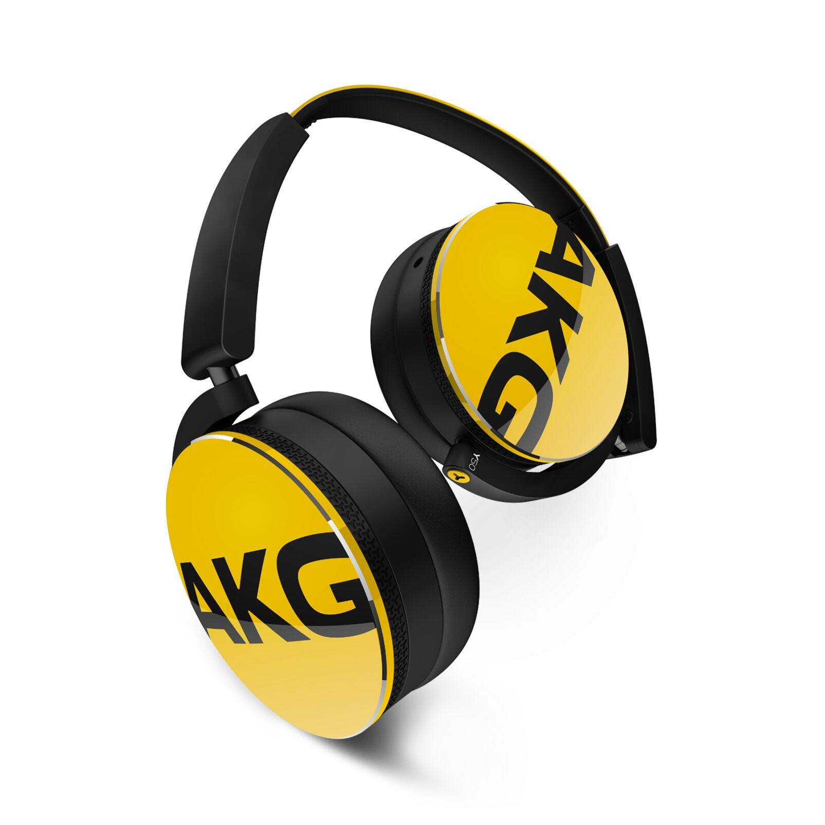 Image of AKG Y50 Yellow