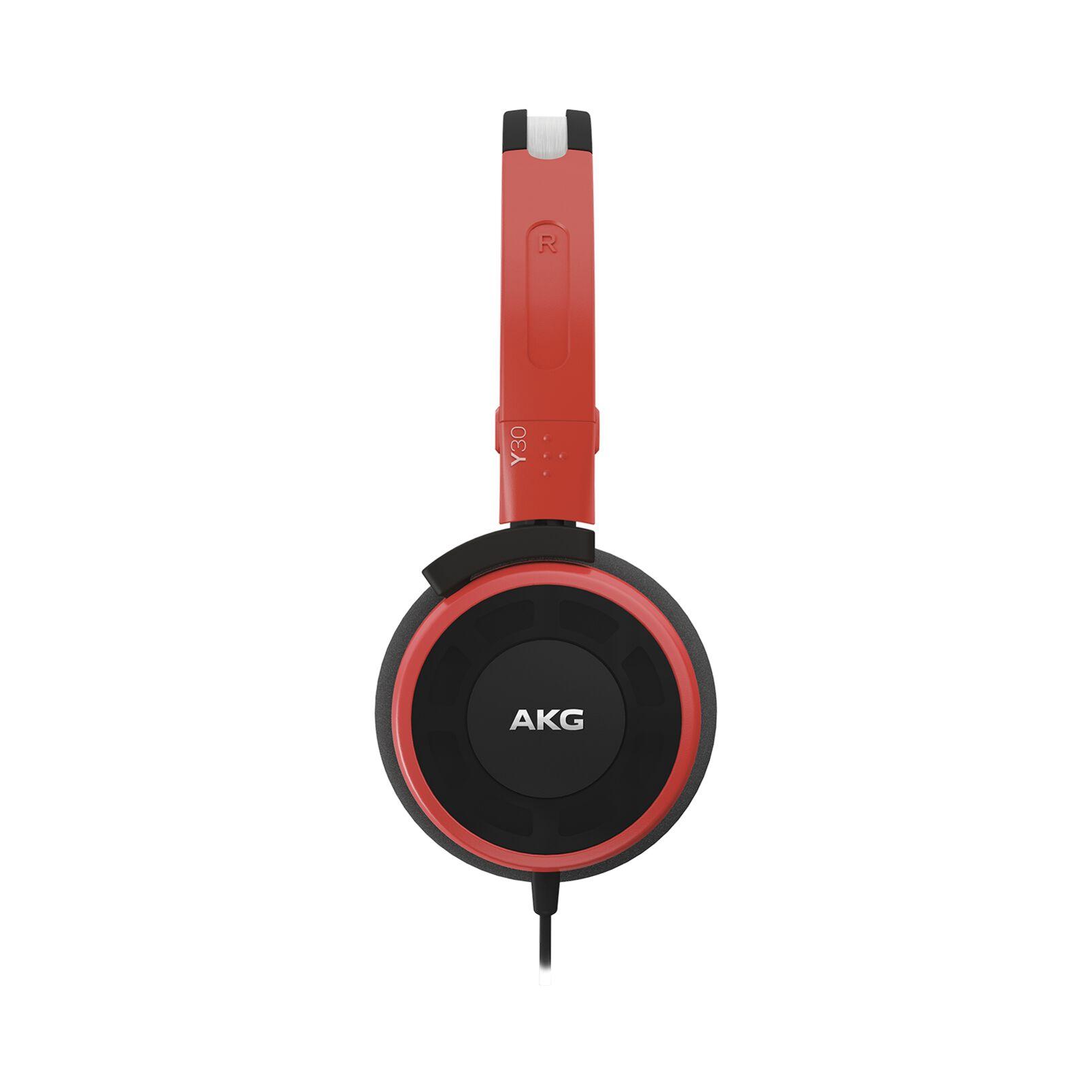 AKG Y 30 refurbished Red-EMEA