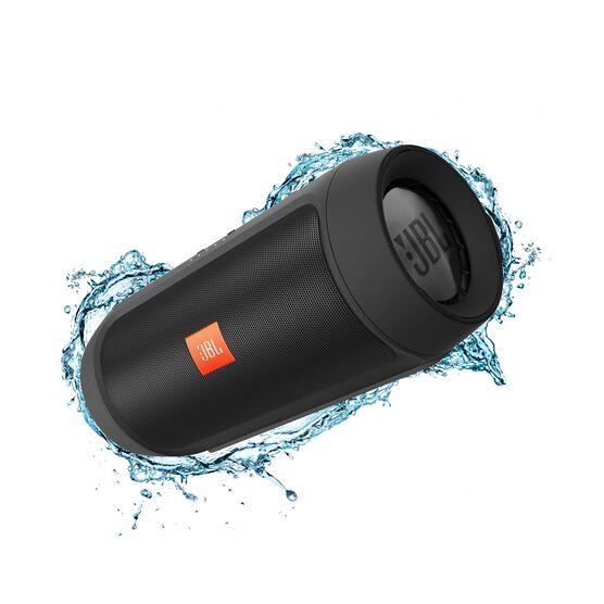 jbl charge 2 splashproof portable bluetooth speaker with usb charger. Black Bedroom Furniture Sets. Home Design Ideas