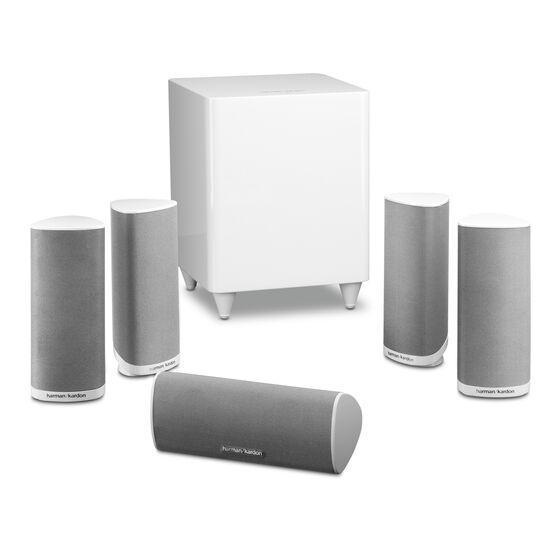 hkts 16 elegant 5 1 home theater speaker system. Black Bedroom Furniture Sets. Home Design Ideas