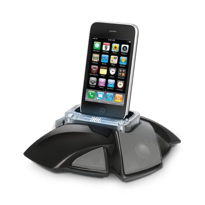 Jbl On Stage Micro Iii Loudspeaker Dock For Ipod And Iphone