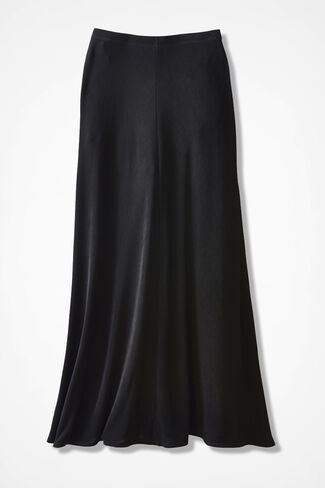Destinations Maxi Skirt, Black, large