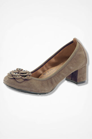 """Vantrice"" Stretch Pumps by Sofft®, Taupe, large"