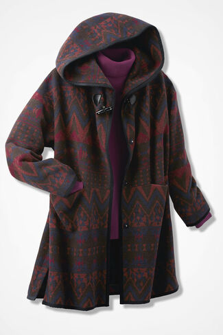 Spirit Artisan Coat, Multi, large