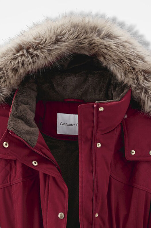 Winter Chaser Hooded Storm Coat Coldwater Creek