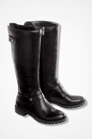 """Tanita"" Boots by Naturalizer®, Black, large"