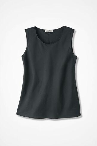 NEW Do-It-All Sleeveless Shell, Black, large