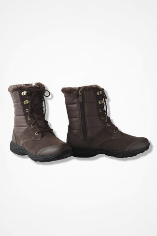 """""""Erl"""" Boot by Easy Spirit®, Brown, large"""