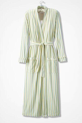 Shorelines Knit Robe, Multi, large