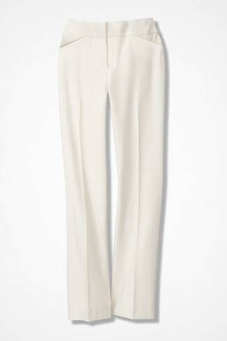 The Gallery Pant, Ivory, large