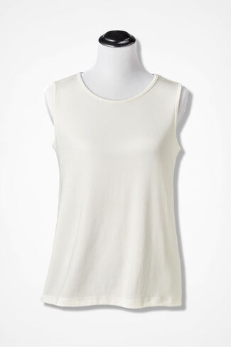 Destinations Tank, Ivory, large