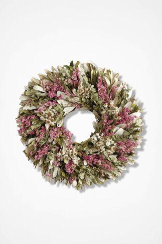 Sweet Abundance Wreath, Multi, large