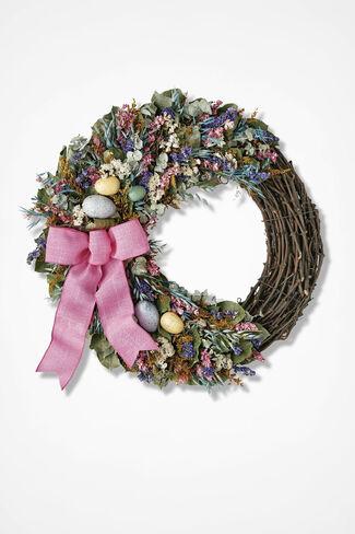Spring Celebration Wreath, Multi, large