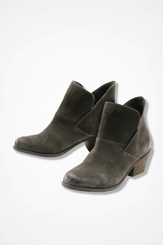 """Zale"" Boots by Adam Tucker, Olive, large"